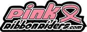 Pink Ribbon Riders promote breast cancer awareness.
